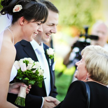 Przygotowania & ceremonia ślubna