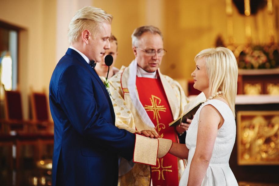 Fotograf ślubny Częstochowa - reportaż Eweliny i Przemka