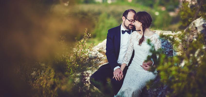Sesja ślubna w Olsztynie – Asia & Adam. Fotografia ślubna