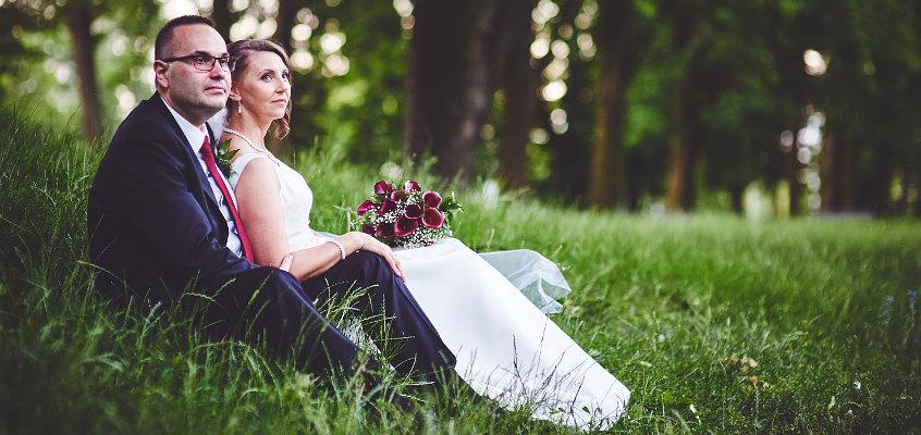 Ślub na Jasnej Górze Doroty i Wojciecha Fotograf Częstochowa