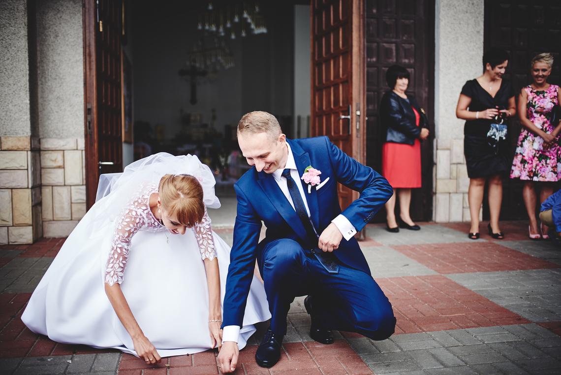 ślub na głowie